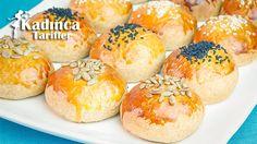 Tam Buğday Unlu Poğaça Tarifi Hamburger, Muffin, Pizza, Bread, Breakfast, Food, Morning Coffee, Brot, Essen