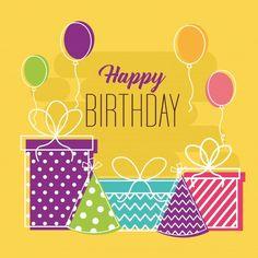 Felicitación personalizada Niños X Caja Tarjeta de Cumpleaños hijo hermano cualquier nombre edad 011