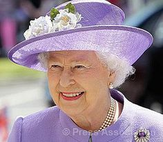 The Queen arrives at Lister Hospital in Stevenage by The British Monarchy, via Flickr