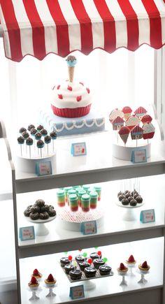 Candy Shoppe via Amy Atlas
