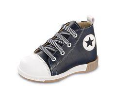 Παπούτσια βάπτισης για αγόρι σε μπλε χρώμα GA 11 Kid Shoes, High Tops, High Top Sneakers, Children, Fashion, Young Children, Moda, Boys, Fashion Styles