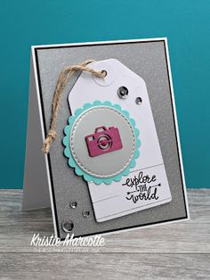 The best things in life are Pink.: Love From Lizi - April 2019 card kit - 13 cards 1 kit Camera Cards, Sweet Sundays, Craft Stash, Distress Oxide Ink, Stamp Pad, Specialty Paper, Clear Stickers, Some Cards, Cards