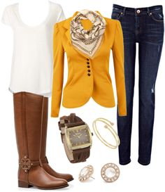 """Fall"" by mecswim on Polyvore"