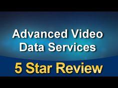 Advanced Video Data Services FairfieldGreatFive Star Review by Don M.