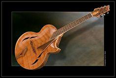 Custom Archtop Guitar Luthier | Steve Sorensen