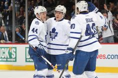 Roommates. Gardiner and Rielly