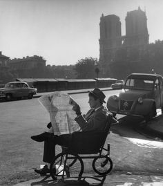 Jean-Paul Belmondo Between Takes, A Bout De Souffle, Paris, 1959, Raymond Cauchetier