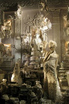 I want to shop in this store. Or better...live in it!
