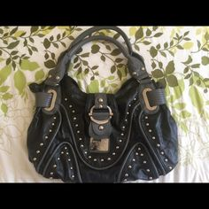 Prada Milano dal 1913 Large leather black and gray, very little use, great condition Prada Bags Shoulder Bags