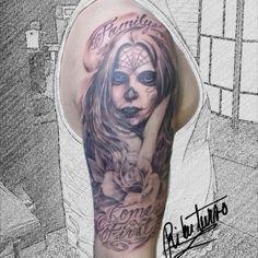 #rikuturso #muertetattoo #tattoo #finland #tampere #putkatattoos
