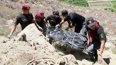 AREQUIPA. Martes sangriento en carretera Arequipa – Puno deja un muerto y 17 heridos http://hbanoticias.com/7005