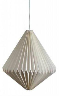 HK-living hanglamp van papier Lissabon