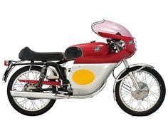 MV Agusta 125 GTL-S Carenata (1972) - 2ri.de Hersteller: MV Agusta Baujahr: 1972 Typ (2ri.de): Classicbike Modell-Code: k.A. Fzg.-Typ: k.A. Leistung: 9 PS (7 kW) Hubraum: 123,5 ccm Max. Speed: 115 km/h Aufrufe: 434 Bike-ID: 3678