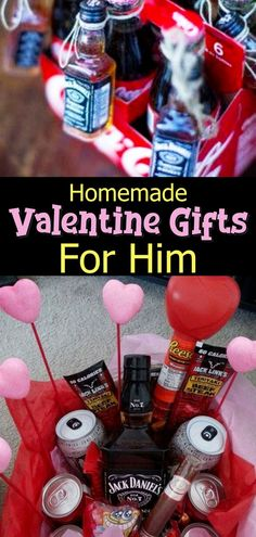 Homemade Valentines Day Gifts For Him - 37 DIY Boyfriend Valentine Gifts Ideas T. Homemade Valentines Day Gifts For Him – 37 DIY Boyfriend Valentine Gifts Ideas To Make, Homemade Valentines Gifts For Him, Diy Valentine Gifts For Boyfriend, Valentines Day Baskets, Boyfriend Gift Basket, Valentines Gifts For Boyfriend, Boyfriend Gifts, Valentines Gift For Him Diy, Valentines Day Gifts For Him Husband, Boyfriend Ideas