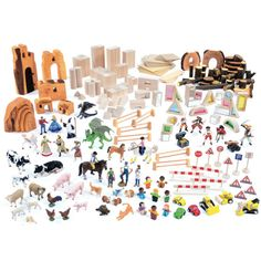 Small World Resource Collection 1 Reggio Inspired Classrooms, Fantasy Play, Tuff Spot, Forest Scenery, Wooden Arch, Small World Play, Child Love, Magical Creatures, The Real World