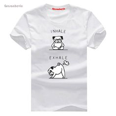 >> Click to Buy << Pug New Fashion Men's T-shirts Cotton t shirts Man Clothing Wholesale #Affiliate