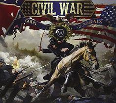 Meine Rezension von Gods & Generals (Limited Edition) von Civil War