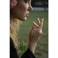 The Emerald Potion By: For Strange Women.