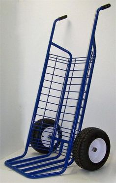 Hand Trucks R Us - Brute 65 Landscape Hand Truck - 1040 Poultry Equipment, Lawn Equipment, Wheel Barrow Ideas, Three Wheel Bicycle, Best Wagons, Bicycle Sidecar, Mechanical Engineering Design, Garden Tool Storage, Construction Tools