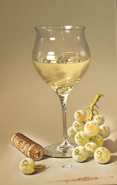 Born in Alicante, Spain, Javier Mulio was brought up with the artistic community of Alcoy and this influence encouraged Mulio to take up painting at the age of fourteen. Painting Still Life, Still Life Art, Still Life Photos, Art Du Vin, Hyper Realistic Paintings, Wine Art, In Vino Veritas, Realism Art, Still Life Photography