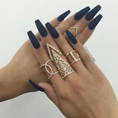 Your nails will appear fabulous! In general, coffin nails are also thought of as ballerina nails. Cute pastel orange coffin nails are amazing if you want to continue to keep things chic and easy. Marble nail designs are perfect if… Continue Reading → Coffin Nails Long, Long Nails, Short Nails, Long Press On Nails, Thin Nails, Hair And Nails, My Nails, Stick On Nails, Grow Nails