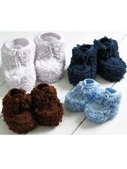 Mukluk Slippers Pattern Pack - Electronic Download