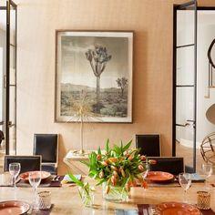 Decorator Nate Berkus Reinvents His Manhattan Duplex : Architectural Digest Duplex Apartment, Manhattan Apartment, Dining Room Design, Dining Rooms, Nate Berkus, Celebrity Houses, Architectural Digest, Decorative Items, Architecture Design