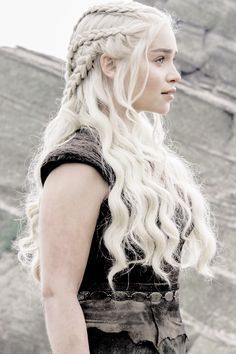 """Daenerys Targaryen in Game of Thrones 6.05 """"The Door"""""""