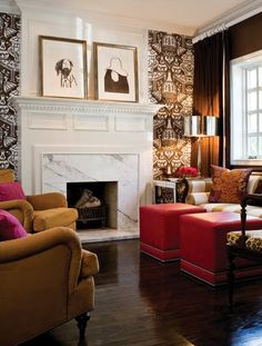 Cuddle Up to November's Color of the Month (http://blog.hgtv.com/design/2012/11/01/cuddle-up-to-novembers-color-of-the-month/?soc=pinterest)