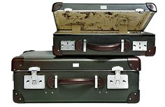 """Jet setters take note!   Hermes travel ware. Why? Because you are the """"Jones""""."""