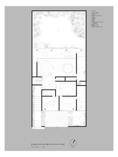 Caúcaso House,Ground Floor Plan
