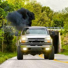 www.DieselTruckGallery.com duramax diesel rollin coal