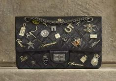 the bags and accessories of chanel paris bombay metiers dart 2012