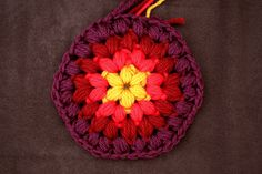 Must of the time, the colors are what make the article beautiful. Even with the simplest of stitches.