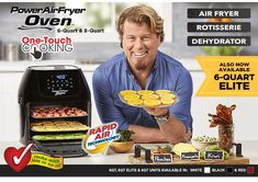 Power Airfryer Oven The Healthy Way To Fry Food Power