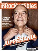 Les inRock, N°989 du 12 novembre 2014
