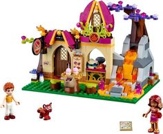 "Lego Parts: Rock 1 x 1 Crystal ""5 Point"" (Trans. Dark Pink)"