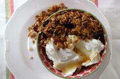 Perfect Coconut Granola