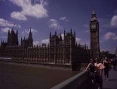 London ve městě Greater London, Greater London