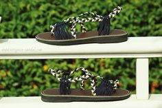 Amazing Sandal 2016! Summer shoes for women Braided Rope style Visit more sandals : Www.nittynice-sandal.com