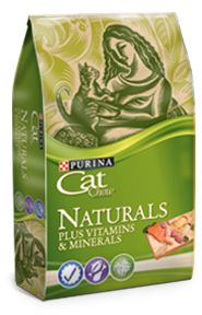Natural Cat Food: Naturals from Purina® Cat Chow®