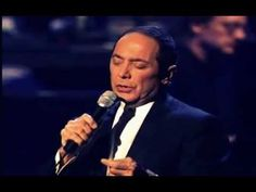 ▶ Paul Anka- Put your hand on my shoulder live - YouTube