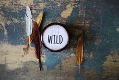 Oh Baby It's A Wild World  Jewelry storage  Ring Box by Mmim