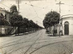 São Paulo - Começo do Século - Consolação - 1925