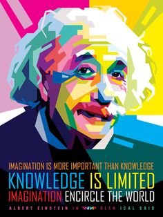Einstein in WPAP by icalsaid.deviantart.com on @deviantART