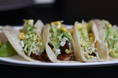 Fish tacos with blackened catfish at GT Fish & Oyster
