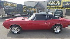 cool 1967 Pontiac Firebird - For Sale