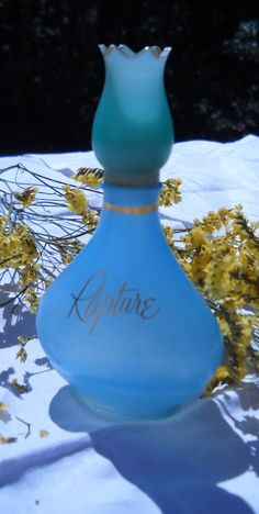 Vintage Perfume Bottle Made for Avon with the by DoodahsAttic, $10.00