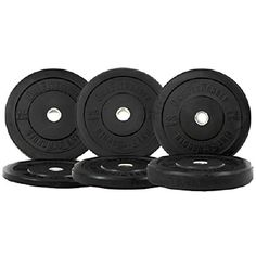 160 Lbs New Bumper Plates Set Olympic Plates Solid Plates Weight Plates for Crossfit Training Weight Lifting Gym By Onefitwonder Pair of 10 lbs,25 lbs,45 lbs OneFitWonder http://www.amazon.com/dp/B00IN8N9JK/ref=cm_sw_r_pi_dp_uWOlwb1XK1Q56