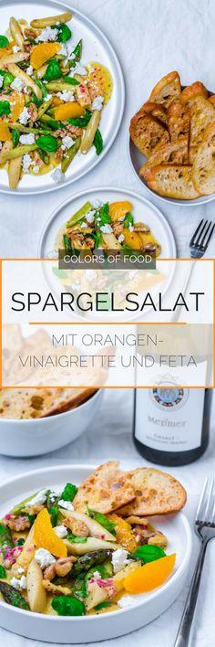 Suchst du einen frischen und leichten Spargelsalat? Dann findest du hier ein einfaches Rezept für deine nächste Party oder einfach zum selber genießen!